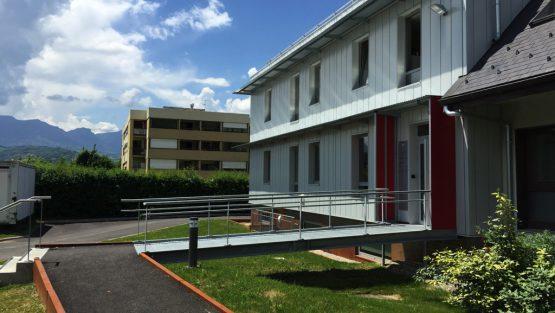 Atelier biotopes architecte d p l g albertville savoie for Architecte albertville
